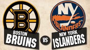 Boston Bruins – New YorkIslanders